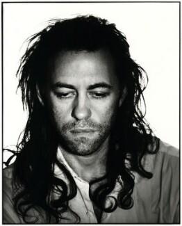 Bob Geldof, by John Swannell - NPG x38270