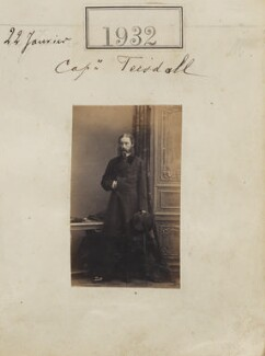 Charles Peregrine Teesdale, by Camille Silvy - NPG Ax51322