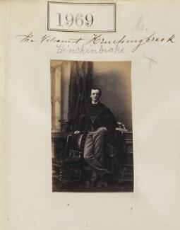 Edward George Henry Montagu, 8th Earl of Sandwich, by Camille Silvy - NPG Ax51359
