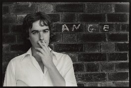 Martin Amis, by Angela Gorgas - NPG x133010