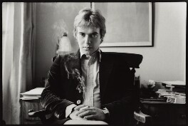 Martin Amis, by Angela Gorgas, 1977 - NPG x133015 - © Angela Gorgas