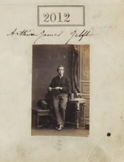 Sir Arthur Richard Jelf, by Camille Silvy - NPG Ax51402