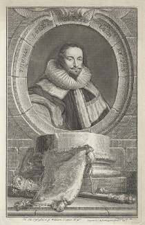 Thomas Coventry, 1st Baron Coventry, by Jacobus Houbraken, published by  John & Paul Knapton - NPG D34187