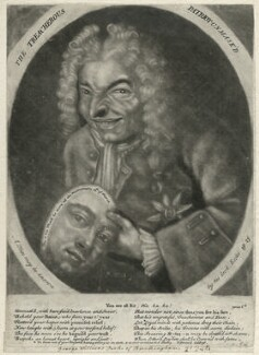 The Treacherous Patriot Unmask'd (William Pulteney, 1st Earl of Bath), by Unknown artist, published 1742 - NPG D9351 - © National Portrait Gallery, London