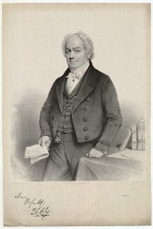 Francis Augustus Cox, by Charles Baugniet - NPG D34201