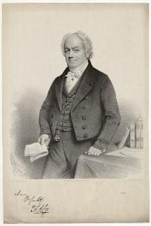 Francis Augustus Cox, by Charles Baugniet, 1845 - NPG D34201 - © National Portrait Gallery, London