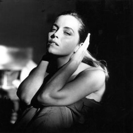 Greta Scacchi, by Robert Barber - NPG x35395