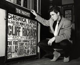Sir Cliff Richard, by Harry Hammond - NPG x15546