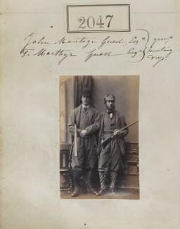 Montague John Guest; Thomas Merthyr Guest, by Camille Silvy - NPG Ax51436