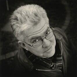 Ian McMillan, by Andy Boag, February 2008 - NPG  - © Andy Boag / National Portrait Gallery, London