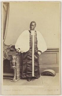 Samuel Ajayi Crowther, by Ernest Edwards - NPG x132392
