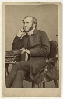 John Cumming, by William Edward Kilburn, published by  Mason & Co (Robert Hindry Mason) - NPG x132396