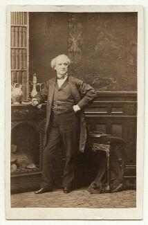 Charles John Kean, by Camille Silvy - NPG x132400