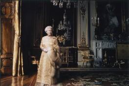 Queen Elizabeth II, by Annie Leibovitz - NPG P1313