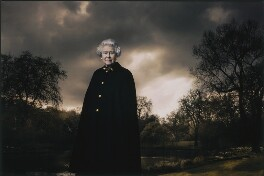 Queen Elizabeth II, by Annie Leibovitz, 2007 - NPG  - Official Portrait of HRH Queen Elizabeth II © 2008 Annie Leibovitz, courtesy of the artist