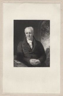 George Crabbe, by William Holl Jr, after  Thomas Phillips - NPG D34206
