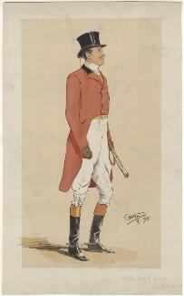 Sheldon William Keith Cradock, by George Algernon Fothergill - NPG D34207