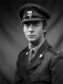 Sir Ranulph Fiennes, by Bassano Ltd - NPG x175875