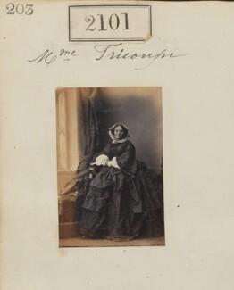 Catherine Trikoupi (Tricoupi) (née Mavrocordatou), by Camille Silvy - NPG Ax51491