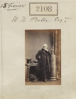 William Hallowes Belli, by Camille Silvy - NPG Ax51498