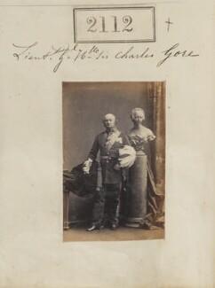 Sir Charles Stephen Gore, by Camille Silvy - NPG Ax51502