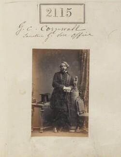 Gustavus Charles Cornwall (later Cornwall-Dalyell), by Camille Silvy - NPG Ax51505
