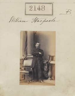 William Stacpoole, by Camille Silvy - NPG Ax51536