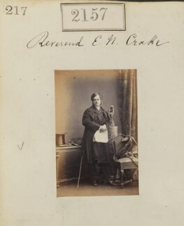 Edward Neville Crake, by Camille Silvy - NPG Ax51545