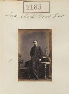 Lord Charles John Innes-Ker, by Camille Silvy, 20 February 1861 - NPG Ax51573 - © National Portrait Gallery, London
