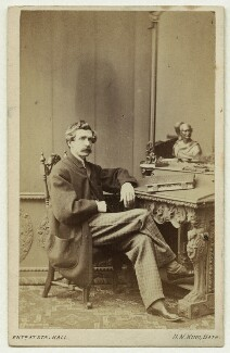 Edward Askew Sothern, by Horatio Nelson King - NPG x132417