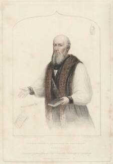 Thomas Cranmer, by Henry Bryan Hall, after  James Warren Childe, after  Unknown artist - NPG D34236