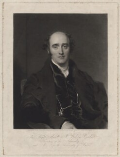 John Wilson Croker, by Samuel Cousins, published by and after  Sir Thomas Lawrence - NPG D34240