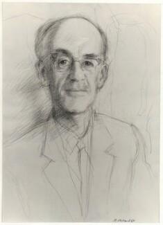 Sir John Henry Gaddum, after Robert Tollast - NPG D34257