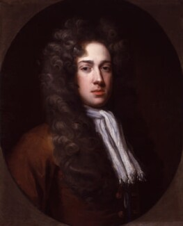 Bainbrigg Buckeridge, by Michael Dahl - NPG 6521