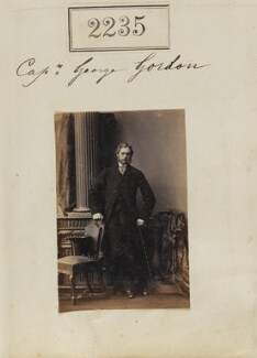 George Grant Gordon, by Camille Silvy - NPG Ax51623
