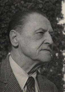 Somerset Maugham, by Daniel Farson - NPG x46630