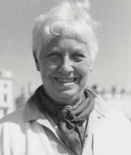 Beryl Frances Cook, by Daniel Farson - NPG x25195