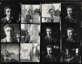 John Osborne, by Daniel Farson - NPG x22192