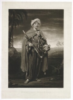Henry Gally Knight, by Samuel William Reynolds, after  Henry Edridge - NPG D34269