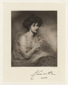Sibel Lilian Mackenzie, Countess of Cromartie, by Frederick John Jenkins, after  Maud Coleridge - NPG D34311