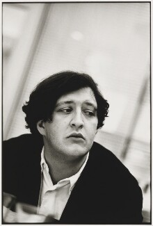 Thomas Joseph Edmund Adès, by Neil Libbert - NPG P759