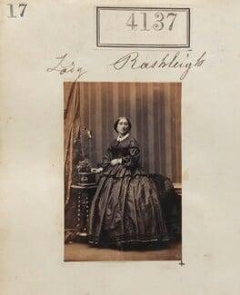 Mary Anne (née Kendall), Lady Rashleigh, by Camille Silvy - NPG Ax54152