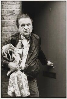 Francis Bacon, by Neil Libbert - NPG P760
