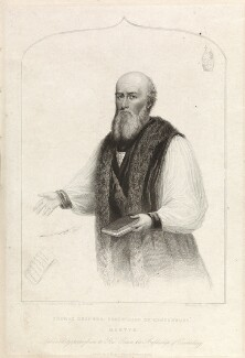 Thomas Cranmer, by Henry Bryan Hall, published by  C. Birch, after  James Warren Childe - NPG D34327