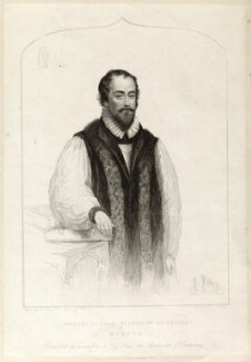 Robert Farrar, by Henry Meyer, published by  C. Birch, after  James Warren Childe - NPG D34330