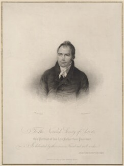 John Crome, by Robert William Sievier, after  Denis Brownell Murphy - NPG D34313