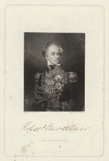 Sir Robert William Gardiner, by Peter Lightfoot, published by  A.H. Baily & Co, after  John Robert Wildman - NPG D34277