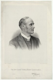Thomas Parry Garnier, by Charles William Walton, published by  C.W. Walton & Co - NPG D34285