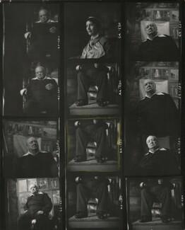 Winston Churchill, by Elsbeth R. Juda - NPG x132437