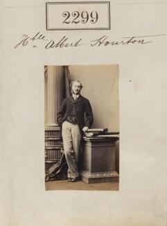 Hon. Albert Joseph Stourton, by Camille Silvy - NPG Ax51687